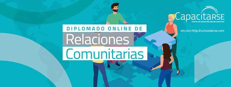 Diplomado de Relaciones Comunitarias